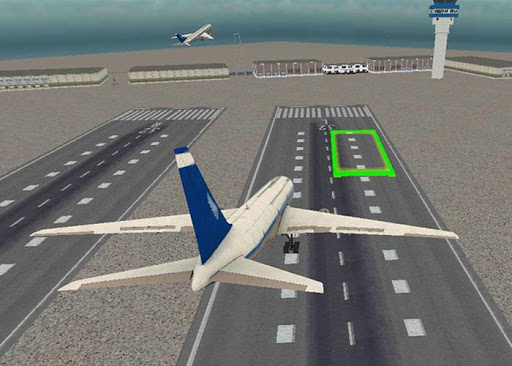 Airplane Parking 3D