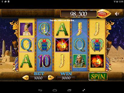Pharaoh Slot Machine - náhled
