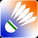 Badminton Scores logo