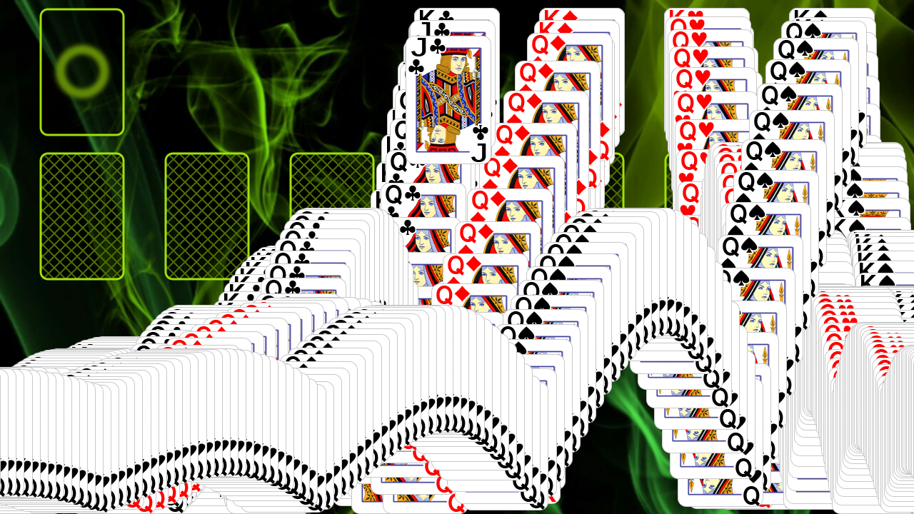 Doublets Solitaire- screenshot