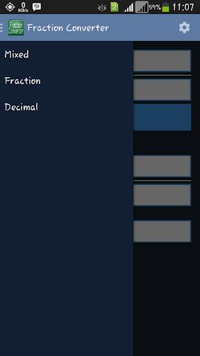 Fraction Converter