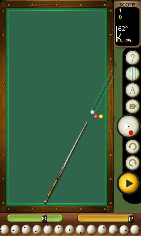 Carom Master (Billiard)- screenshot