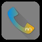 Phone Skin-Orange icon