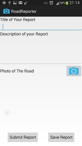 Road Reporter