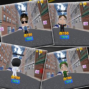 城市無盡的運行3D遊戲