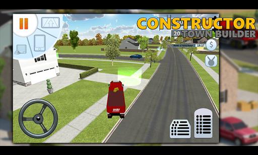 構造函數:鎮建設者