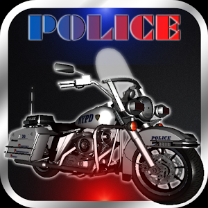 Xtreme Police Moto Racer Bike for PC and MAC
