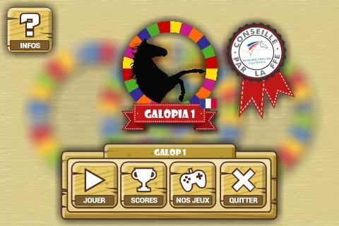Galopia - Galop 4