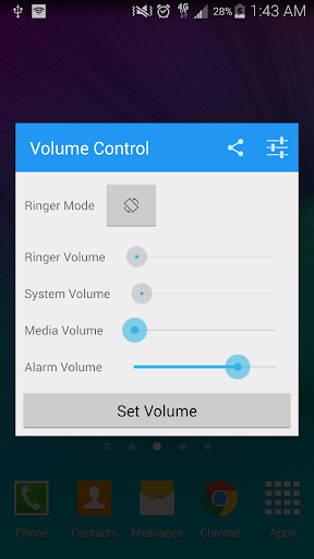 [Legacy] Volume Control PRO