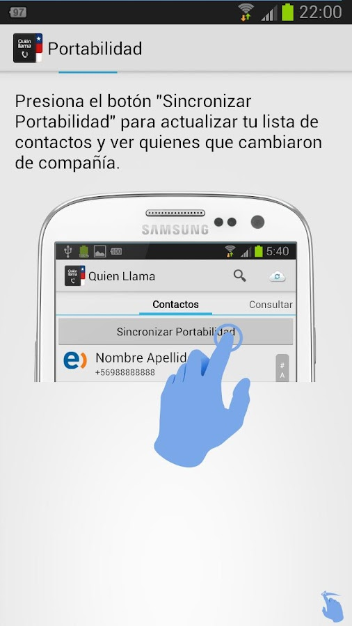 Quien Llama - Who is Calling- screenshot