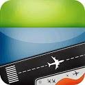 Airport + Flight Tracker Radar icon