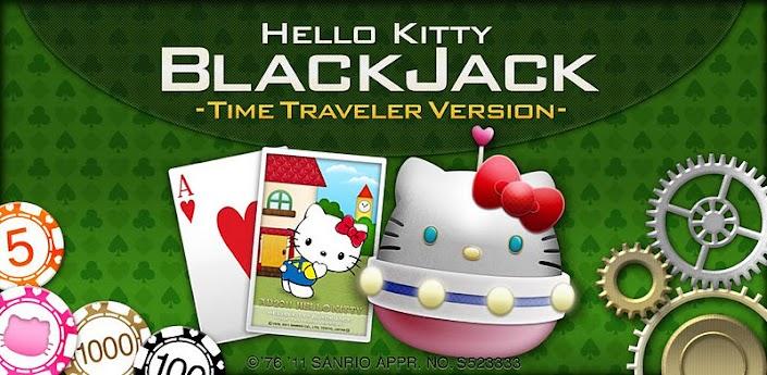 Hello Kitty Black Jack v1.0 apk