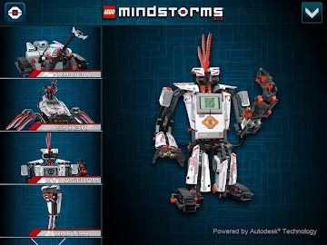LEGO® MINDSTORMS® 3D Builder Screenshot 1