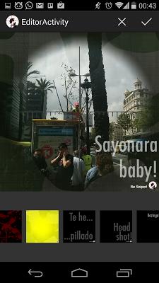 Be Sniper Camera - screenshot
