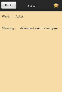 Medical Abbreviations- screenshot thumbnail