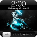 Dragon iPhone Lock Theme icon