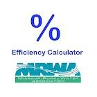 Percent Efficiency Calculator icon