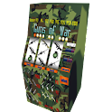 Guns of War Slot Machine