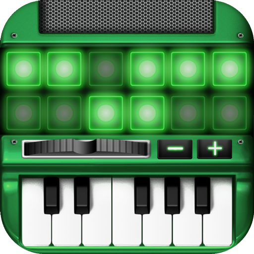 Bass Drop Drum and Bass 音樂 App LOGO-APP試玩