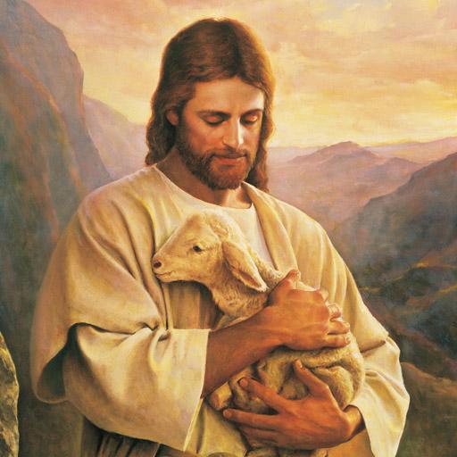 个人化のイエスの壁紙 LOGO-記事Game