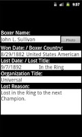 Screenshot of Boxing Heavyweight Champions