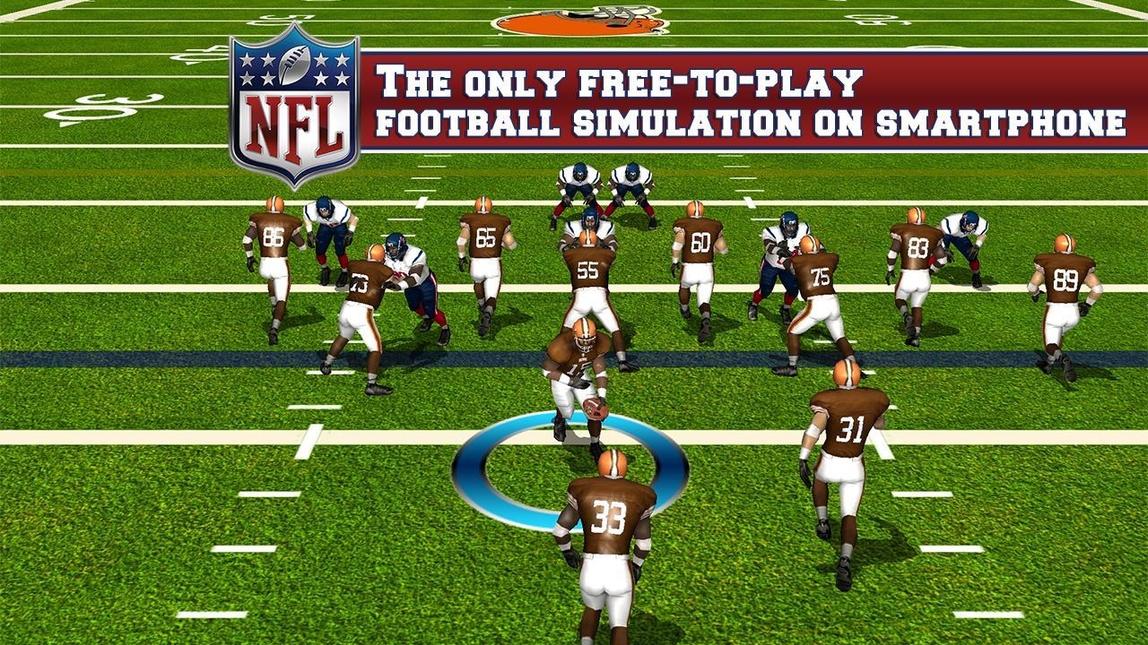NFL Pro 2013 - screenshot