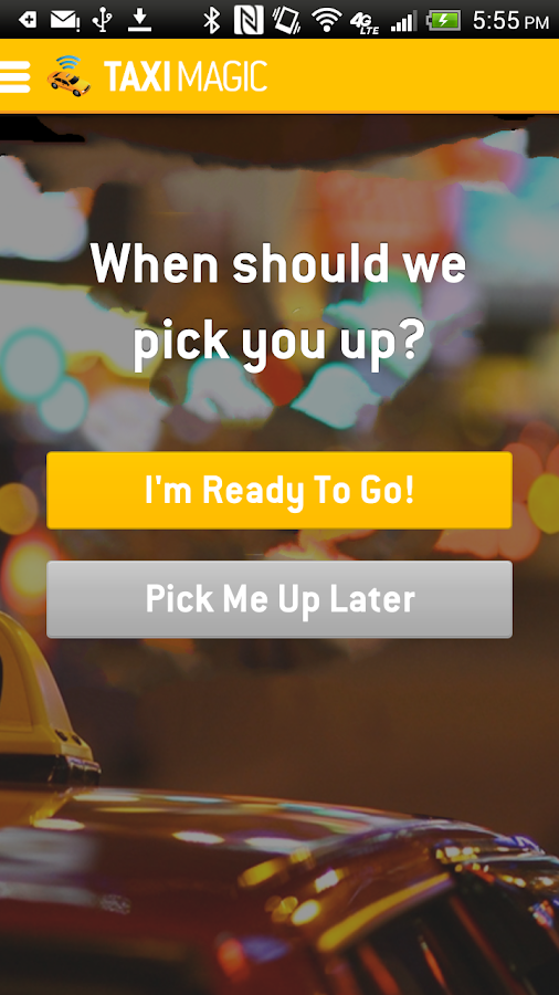 Taxi Magic - screenshot