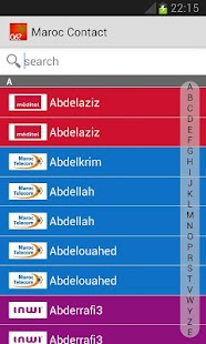 玩通訊App|Maroc Contacts免費|APP試玩