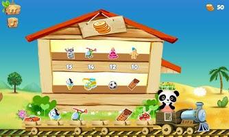 Screenshot of Lola's Alphabet Train FREE