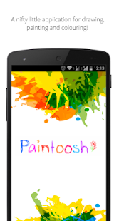 Paintoosh Draw, Paint & Color - screenshot thumbnail