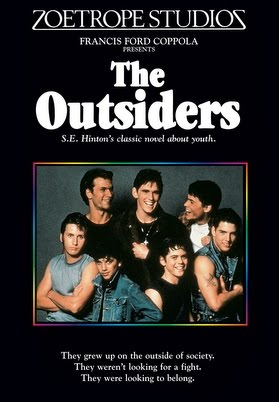 who played in the movie the outsiders