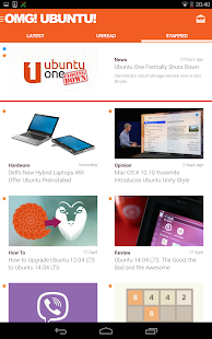 OMG! Ubuntu! for Android- screenshot thumbnail