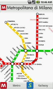 Milan Metro - screenshot thumbnail