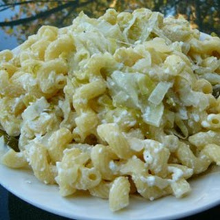Cottage Noodles and Cabbage