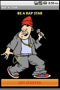 Rap 'N' Star- screenshot thumbnail