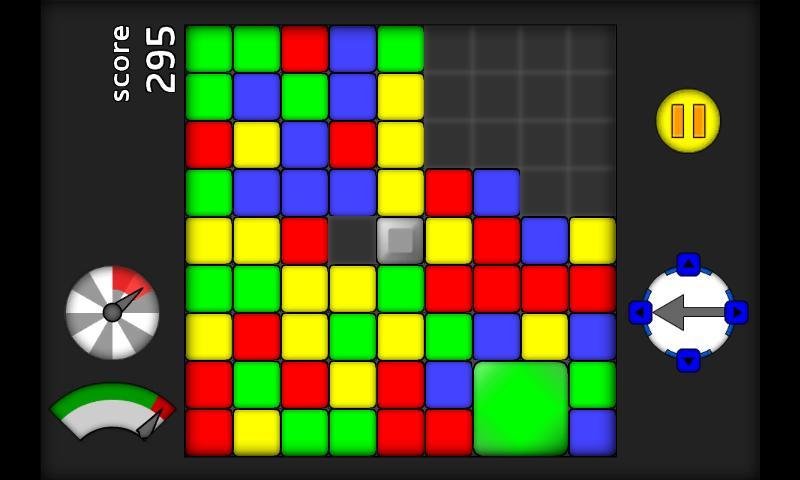 Slider- screenshot