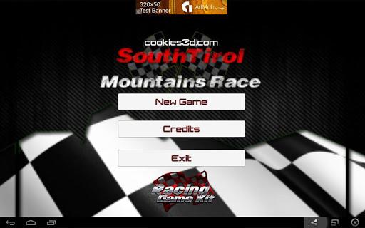 South Tyrol Mountain Pass Race