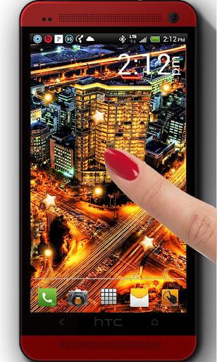 City Lights live wallpaper