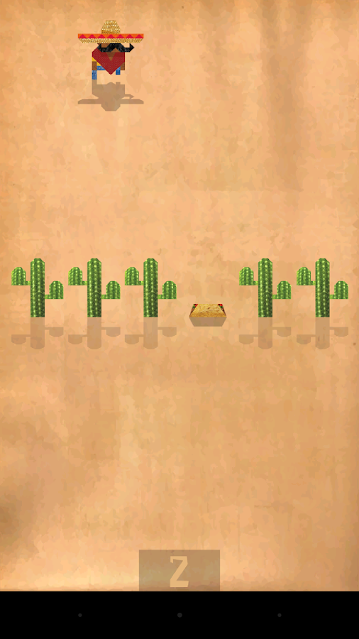 The pursuit of tacos- screenshot