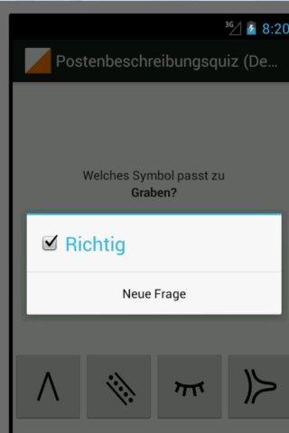 【免費教育App】Postenbeschreibungsquiz (Demo)-APP點子