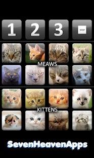 Cat Meow Sound App