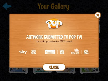 POP ArtPad- screenshot thumbnail