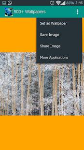 555+ Wallpapers screenshot