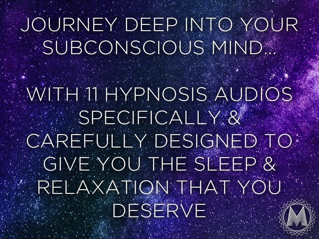 Deep Sleep And Relax Hypnosis Screenshot