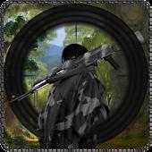 Commando Shooting 3D