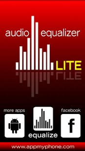 Audio Equalizer Lite- screenshot thumbnail