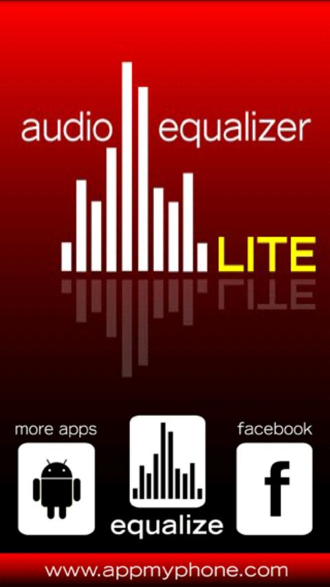 Audio Equalizer Lite - screenshot