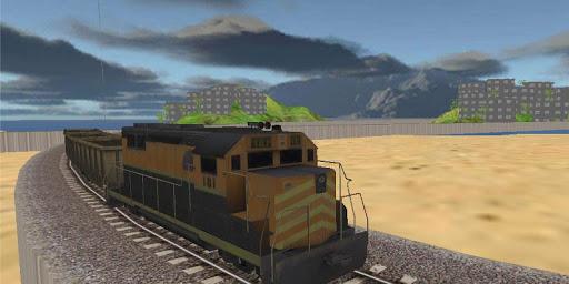 Train Simulator Island