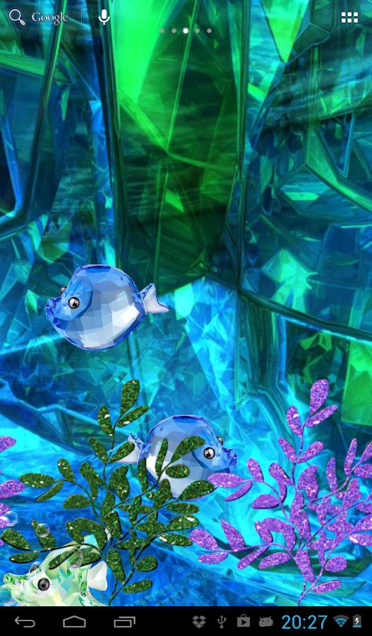 crystal fish aquarium - photo #2