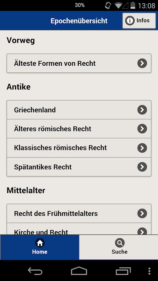 Rechtsgeschichte- screenshot